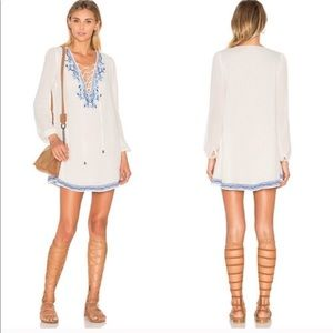 NWT Lovers + Friends Dance With Me White Dress